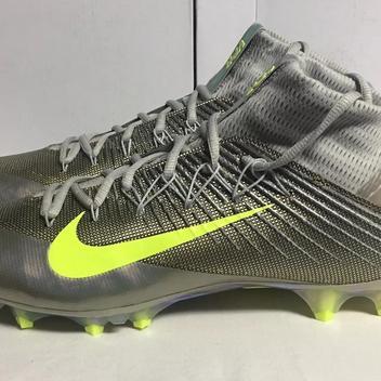 e2e7d4c5d Men s Nike Vapor Untouchable 2 Football Cleats Wolf Grey 824470-010 Size  12.5