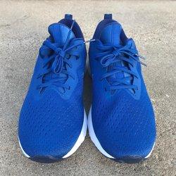 03e7c604d75c Nike Odyssey React Men Running Shoes Gym Blue Blue Hero Blue Void Light  Bone Sz 10.5. Related Items