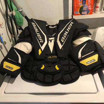 Hockey Goalie Chest & Arm Protectors | Buy and Sell on SidelineSwap