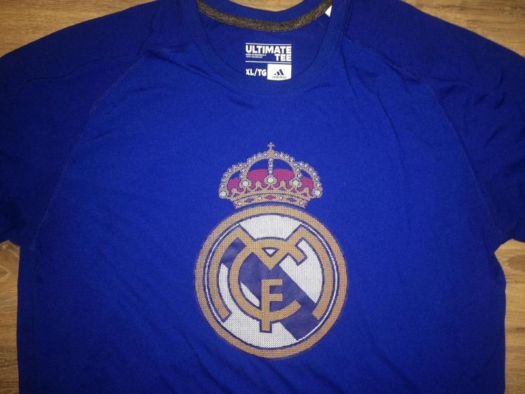 f89bdf543 (XL) New Adidas Real Madrid C.F. Shirt - NEW LISTING