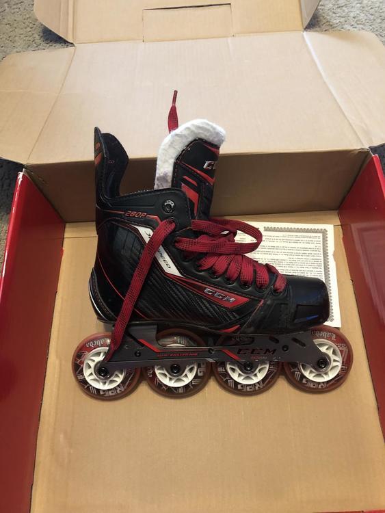 a64177c7813 CCM JetSpeed 280 inline Skates Junior Size 4
