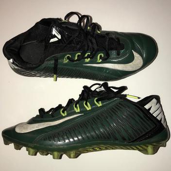 7e239f4e7 Nike Vapor Untouchable Pro sz 16 Cleat 833385 401 Navy Carbon Fly ...