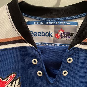 c76255d69 Kootenay Ice Reebok Official Hockey Jersey Youth Small. Comments (0)  Favorites (1)