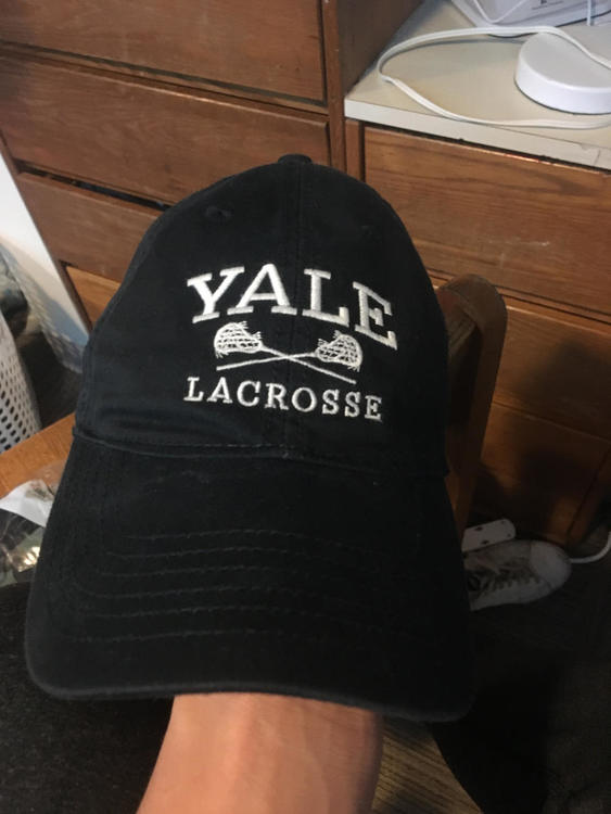 d30cd8f4329bb Yale Lacrosse Hat