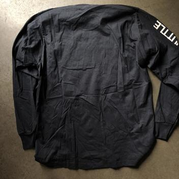 2e07d794e Mens Vintage Hugo Boss Travel Series Black Long Sleeve Graphic T Shirt Tee  Sz XL. Related Items