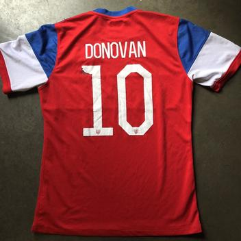 254fdbb55 Nike Men s Dri-Fit Team USA USMNT Olympic World Cup Landon Donovan ...