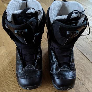 Women's Snowboard Women's Optima Optima Boots Salomon Salomon Snowboard shQtdrC