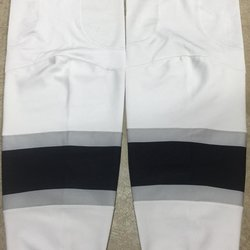 Reebok Edge Pro Stock Hockey Socks Edmonton Oilers Royal Blue 4451