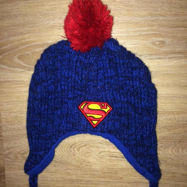 New Superman Winter Hat  749760ae1e0