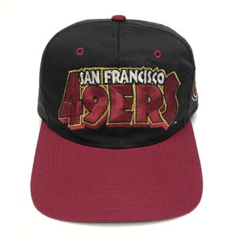febac06f6  21. 2 · Vintage SF 49ers Snapback Hat