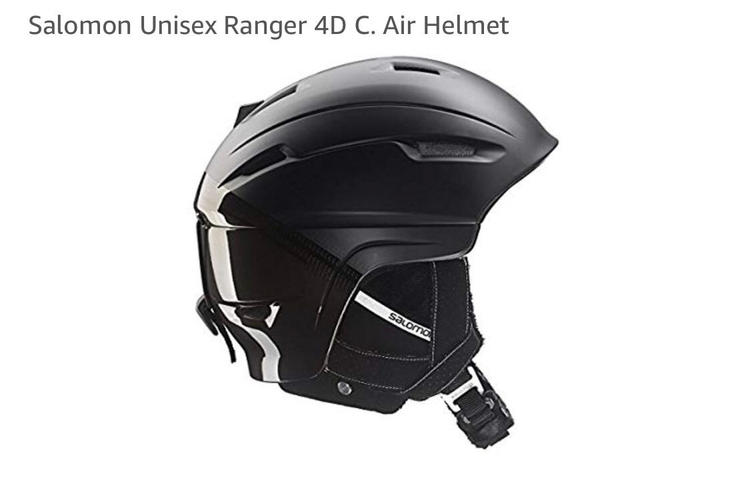 SALOMON Ranger 4D c Air Helmet