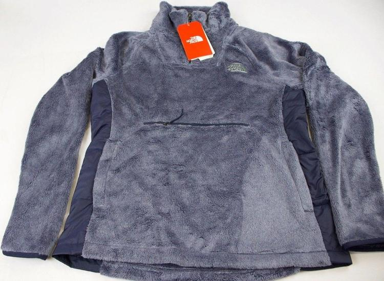 4f360fb6450c The North Face WOMENS OSITO 1 4 ZIP SPORT FLEECE