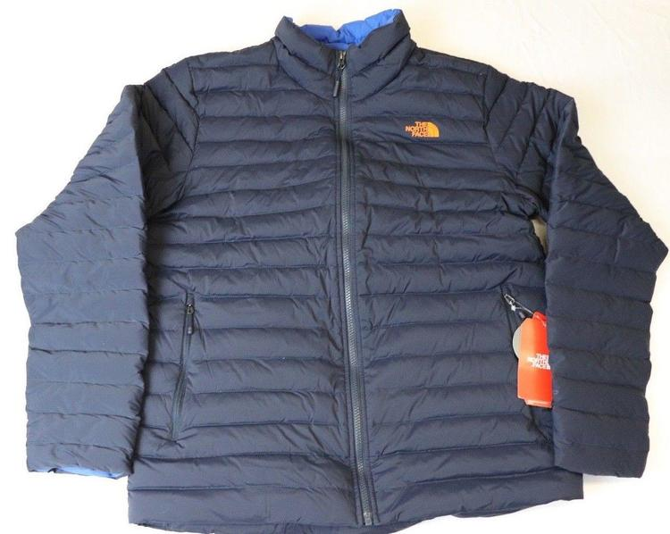 ec5ff1ba4e8 The North Face 2018 NORTH FACE STRETCH DOWN JACKET, ORANGE/NAVY, Men's XL,  NWT!! | Skiing Apparel & Outerwear | SidelineSwap