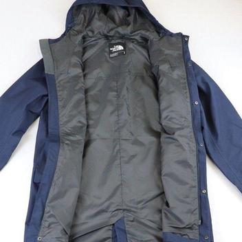 3d35477f8 The North Face MENS EL MISTI TRENCH II PARKA/JACKET,NAVY,SMALL,NWT ...