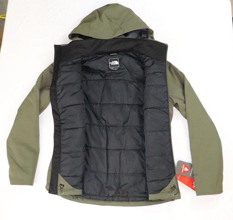 3c6111a15 The North Face North Face Apex Elevation Green Insulated Detachable Hood  Jacket, NWT! Versatile | Skiing Apparel & Outerwear | SidelineSwap
