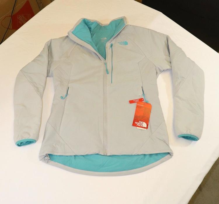 cbbac6dc5 North Face Ventrix Women's MJacket Size Medium, High Energy Grey Vista Blue  NWT!