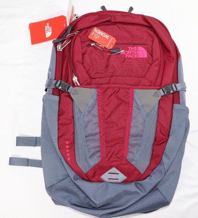 08dae6b5f Women's The North Face Recon Backpack in Rumba Red, 30 liters, New with  Tags!!
