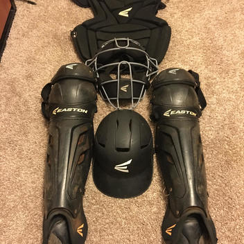7dfe5542652 Baseball Catcher s Protection