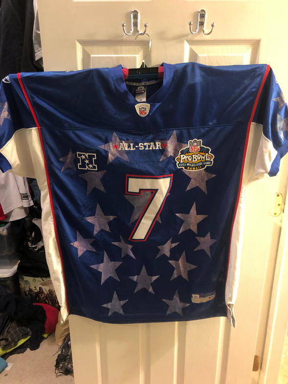 newest collection e9a1f fa989 MIKE VICK PRO BOWL JERSEY SIZE 58