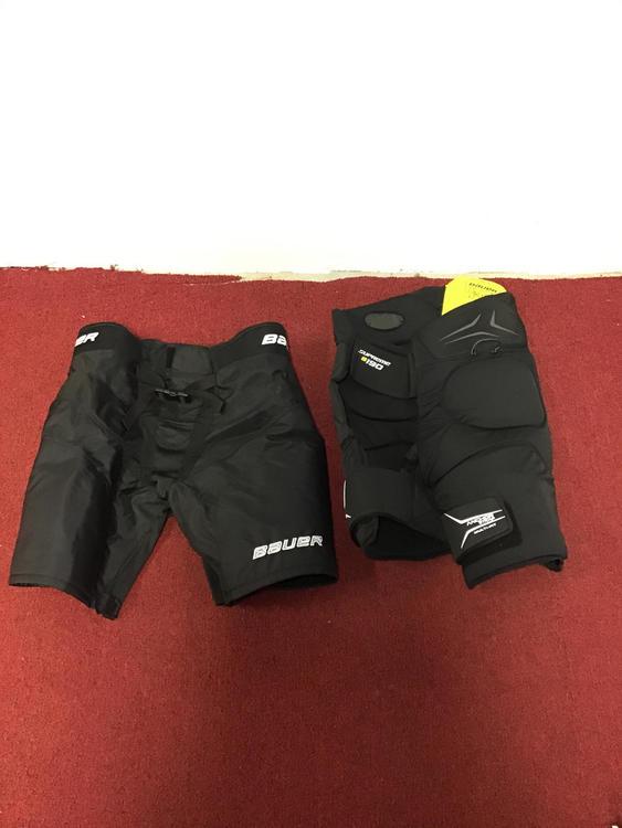 848c5f01916 New Bauer Supreme S190 Girdle Pants Size Large Item BGP1501
