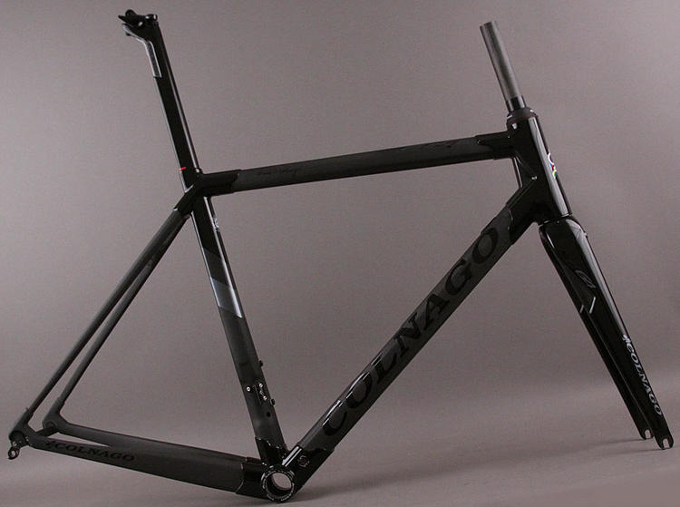 0189691ea94 Colnago DEMO C64 et and Fork PKBK Matte Black/Black 54 Sloping | Bikes  Frames | SidelineSwap