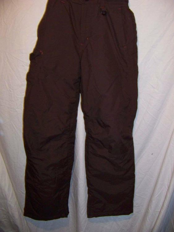 c6deb477c0 LL Bean Insulated Snowboard Ski Pants, Youth 16 | Skiing Apparel ...