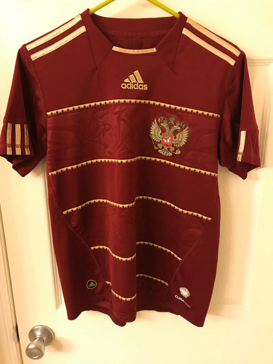 7841515a4 Adidas 2014 Russia World Cup Jersey | 15% OFF | Soccer Apparel ...