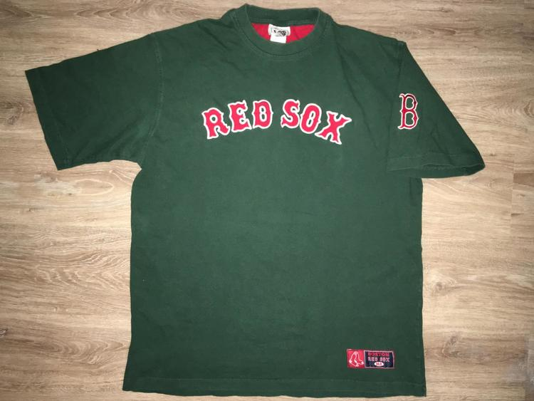 """finest selection 1da4a 5486b (XL) Boston Red Sox """"Green Monster"""" Shirt"""