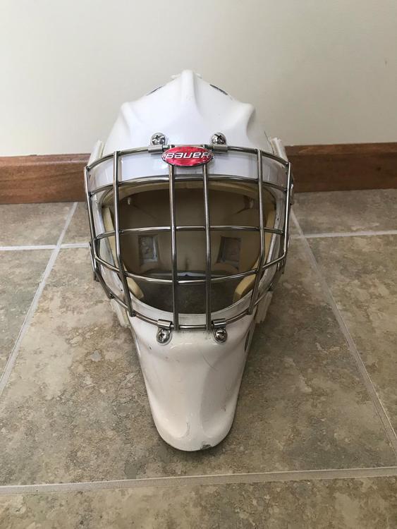 1bafbeea302 Bauer Profile 960 Goalie Mask Senior. Related Items