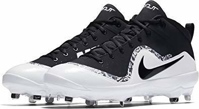 2e62a12a0c381 NIKE PRO MIKE TROUT IV 4 FORCE AIR BASEBALL CLEATS 11 METAL SPIKES BRAND  NEW ELITE