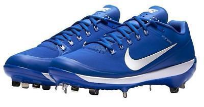 8fb974605 NIKE AIR ALPHA CLIPPER  17 PRO MAX BASEBALL CLEATS 10 METAL SPIKES FLYWIRE   100 BRAND