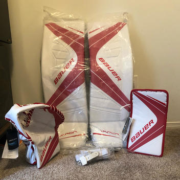Hockey Goalie Full Sets | Buy and Sell on SidelineSwap