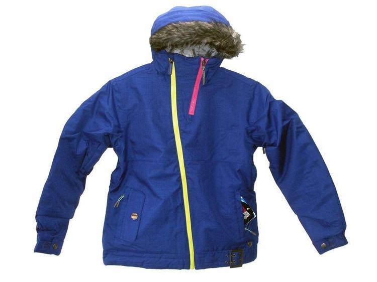 M3 Jan Girls Winter Jacket Medium Purple New Coat Skiing