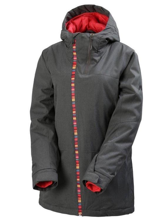 Extra Large M3 Dani Womens Ski Jacket Gray//Multi NEW