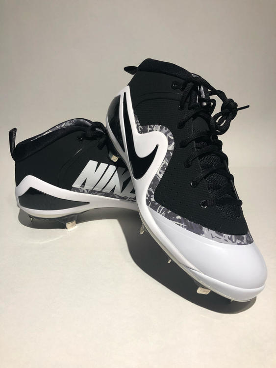 online store 09baf 30bc8 Nike Force Zoom Trout 4 Mens Size 10.5 Baseball Cleats