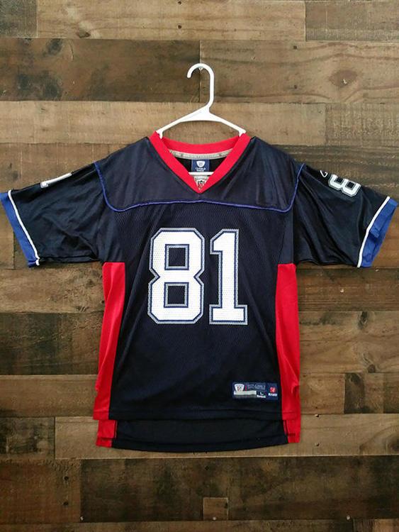 Cheap Reebok NFL BUFFALO BILLS #81 Terrell Owens Player Jersey | Football  supplier