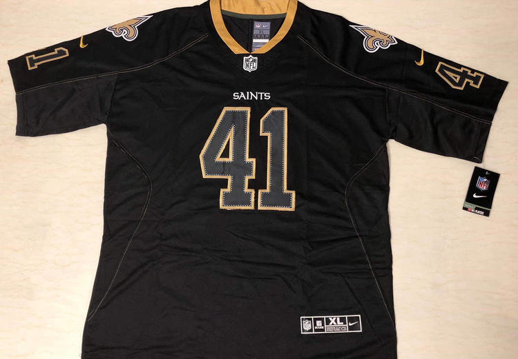 f552e60f Kamara 41 Fully Stitched NFL Jersey