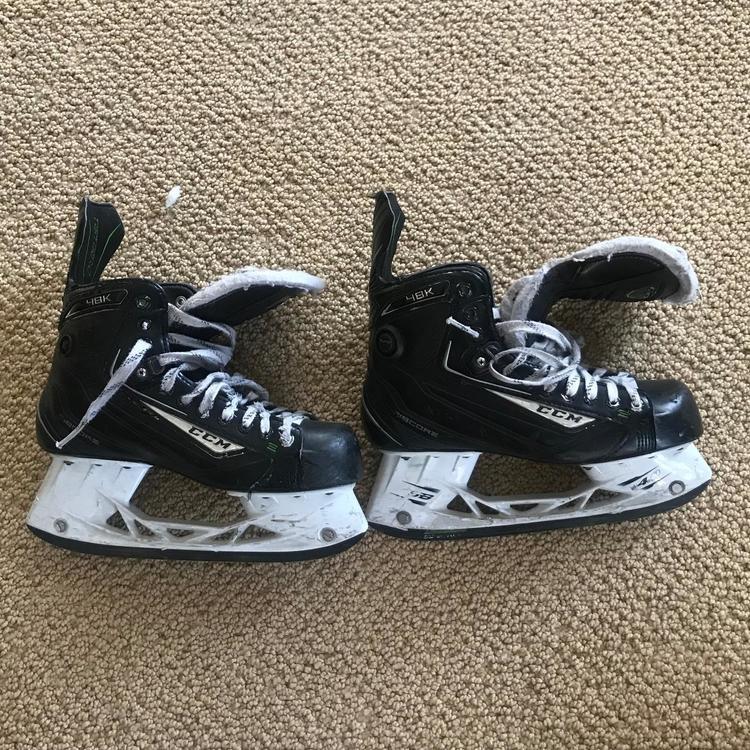 c605b9f20cd CCM RibCor 48K Pump Skates Senior Size 7