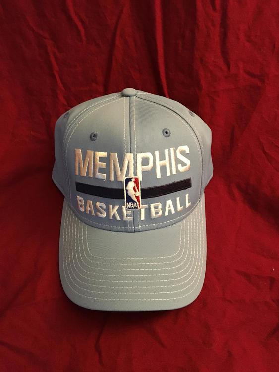 Adidas New NBA Memphis Grizzlies Adjustable Hat  ca512ca7f59