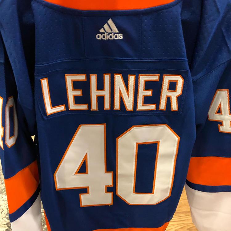 separation shoes 5bae2 22bf6 ROBIN LEHNER #40 New York Islanders Game Replica Jersey