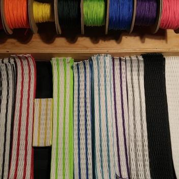 Grip Mesh Kit Lacrosse String Supplies