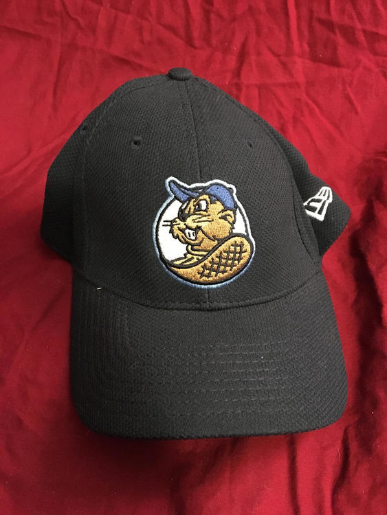 New Era Old Portland Beavers MiLB Team Hat Size S M  6368058e641