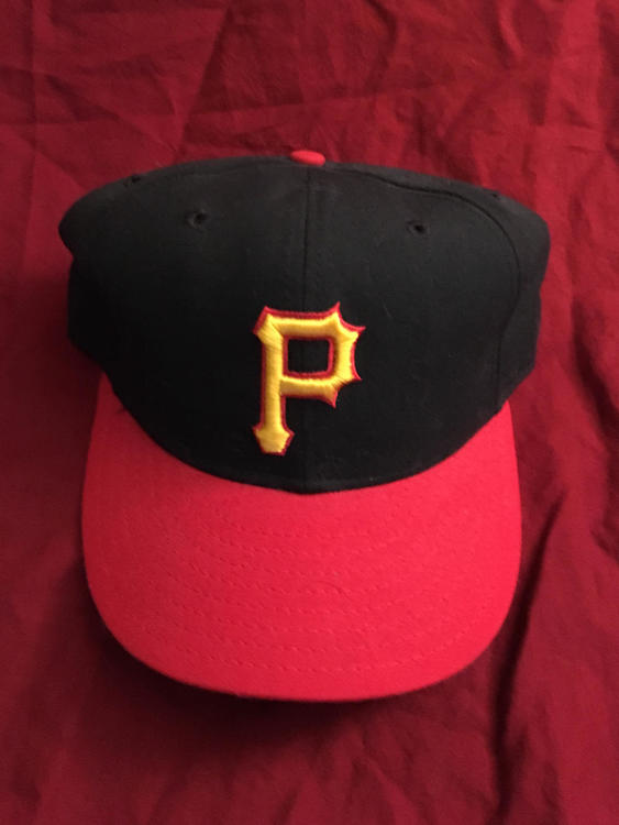 89f035115d5 New Vintage 1990 s Pittsburgh Pirates MLB On-Field Authentic New Era  Baseball Hat Size 7 1 8 - 15% OFF
