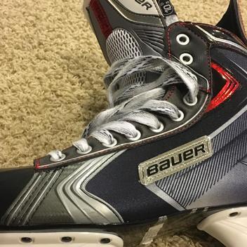 a519e23a9e3 Bauer Vapor x80 Skates Senior Size 10.5