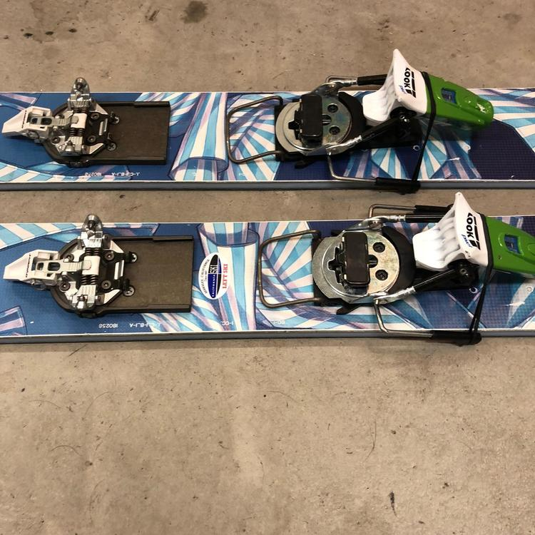 New Fischer Riser Race Plates 2 sets enough for 4 skis or 2 pr of skis
