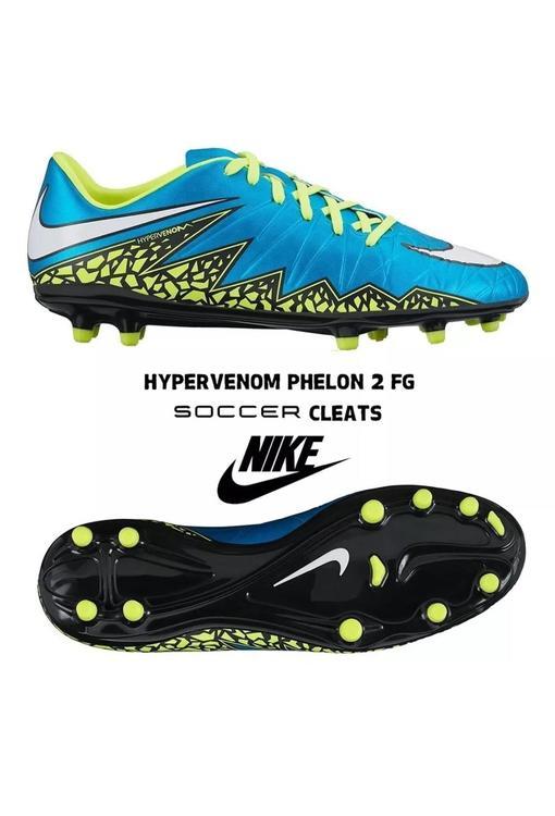 367175a02c7c New Nike Hypervenom Phelon IICleats. Related Items