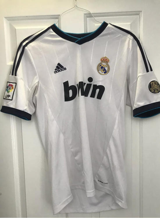 sports shoes 2c028 3550b Real Madrid 2012/2013 Cristiano Ronaldo Short Sleeve Jersey