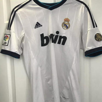 super popular fab5f b4b77 Adidas Cristiano Ronaldo Real Madrid Shirts | SOLD | Soccer ...