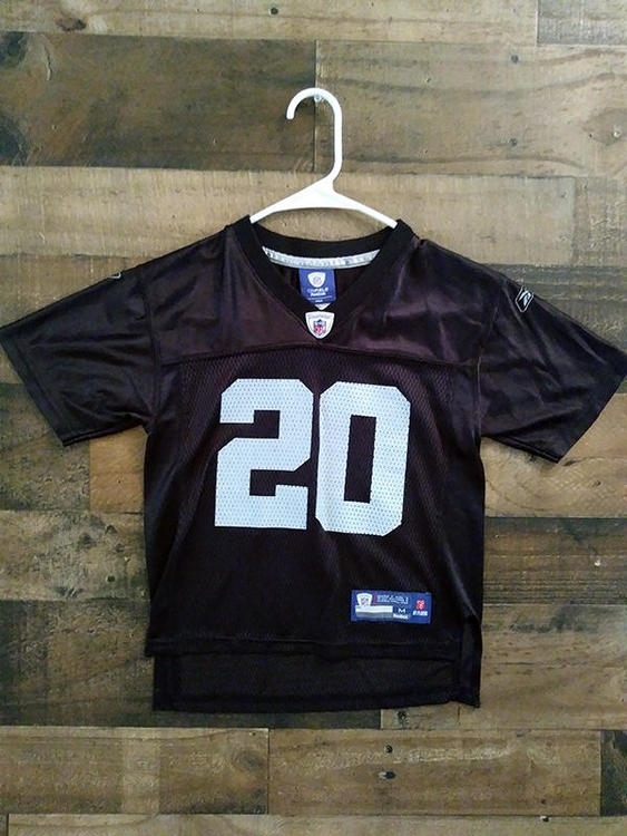 best website e46da 8c303 Reebok NFL Football OAKLAND RAIDERS #20 Darren McFadden Player Jersey