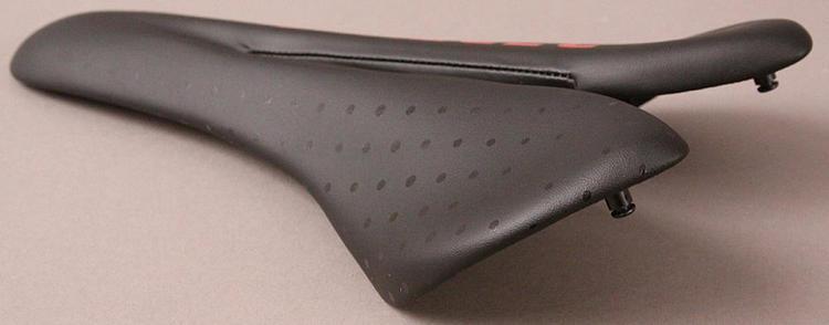 Repente Italian Road Bike Carbon Test Saddle Cover Aleena 4.0 Black